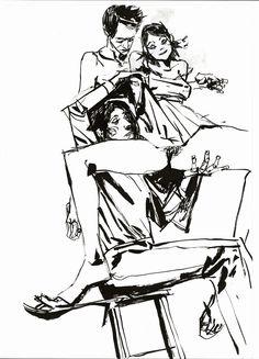 Sencilla Fanta, in RarebitFiend's Wood, Ashley Comic Art Gallery Room - 683986