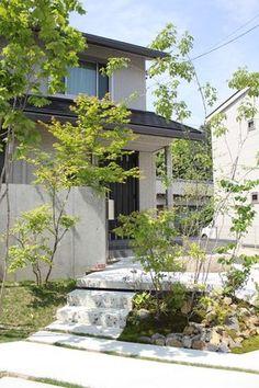 オープンタイプ - 雑木の庭・外構・エクステリア 静岡県浜松市 ナインスケッチ
