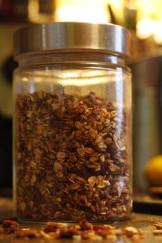 best homemade vegan granola you will ever make and eat!