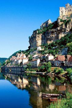 La Vallée de la Dordogne - #France