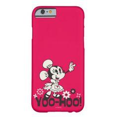 Minnie - Yoo-Hoo! iPhone 6 Case