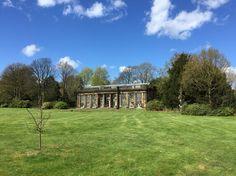 Wentworth Woodhouse: Camelia House