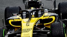 Nico Hülkenberg Renault Sport F1 Team RS18 qualifying at Australian Grand Prix, Melbourne - Saturday 24 March 2018