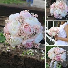 umělá kytice, pivoňky Floral Wreath, Wreaths, Decor, Decorating, Flower Crowns, Door Wreaths, Deco Mesh Wreaths, Inredning, Interior Decorating