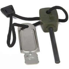 Survival Flint Fire Steel Fire Starter Camping Hiking Kit Small Mil-Tec http://www.amazon.co.uk/dp/B0041SSXNS/ref=cm_sw_r_pi_dp_vHzmwb11700DZ