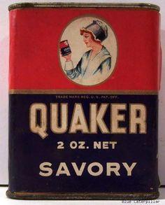 Quaker Savory.