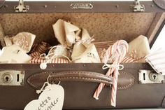 Advent Calendar, Stuffed in a Suitcase | 33 Clever And Adorable DIY Advent Calendars
