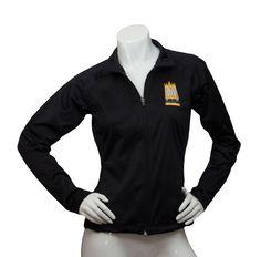 Women's Tricot Full Zip Jacket