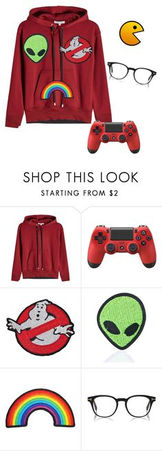 """""""Michael Mell(Be More Chill)"""" by the-crazy-musical-fan ❤ liked on Polyvore featuring Helmut Lang, Love and Madness, men's fashion and menswear"""
