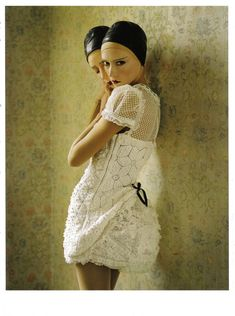Photo by Tim Walker - Fairy Time, Vogue Italia, February 2009. °