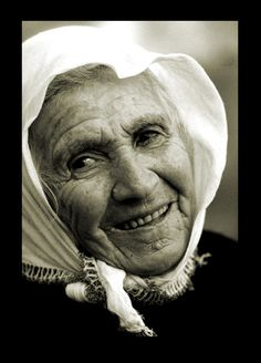 old and happy smiling cypriot - North Cyprus