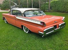 1957 Mercury Monterey