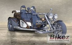 2012 Boom Trikes Mustang Family
