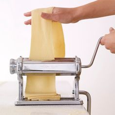 Step 2: Make the Dough and Fill the Ravioli | Food & Wine