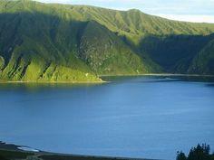 Arquipélago dos Açores: Lagoa do Fogo - Sao Miguel - Acores - Portugal