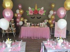 Unicorn Birthday Party Ideas | Photo 15 of 36