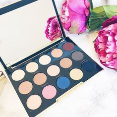 This palette is almost too beautiful to use