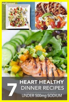 Want to know the secret to heart-healthy eating? It's really just healthy eating. Eating for heart health means balancing your diet with vegetables, fruits, whole grains, lean protein… Nutritious Snacks, Healthy Fats, Healthy Cooking, Healthy Snacks, Healthy Eating, Healthy Dinners, Easy Cooking, Cooking Ideas, Best Dinner Recipes