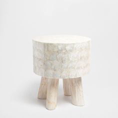 STOOL WITH A ROUND SEAT - Occasional Furniture | Zara Home Canada