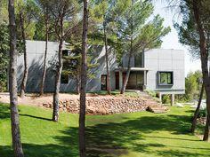 Una espectacular casa prefabricada con vistas