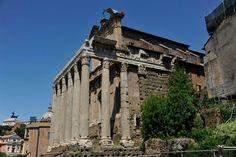 https://flic.kr/p/27rnLgJ | Monument en ruines à Rome