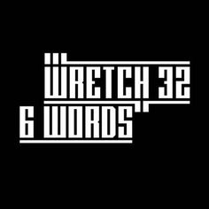 Found 6 Words by Wretch 32 with Shazam, have a listen: http://www.shazam.com/discover/track/151529148