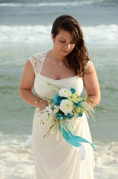 Sunset Beach Wedding Gowns