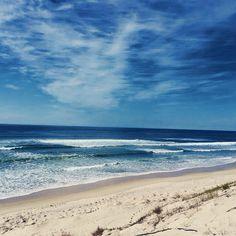Les pieds dans l'eau ! #bisca #landes #littoral #beach #plage #mer #waves
