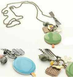 Whimsical Tree Chain Necklace $8.99