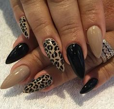 This series deals with many common and very painful conditions, which can spoil the appearance of your nails. SPLIT NAILS What is it about ? Nails are composed of several… Continue Reading → Fabulous Nails, Perfect Nails, Gorgeous Nails, Pretty Nails, Dope Nails, My Nails, Leopard Print Nails, Leopard Prints, Leopard Nail Art