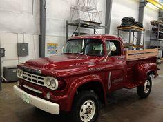 Old Dodge Trucks, Dodge Pickup, Old Pickup Trucks, Farm Trucks, Cool Trucks, Chrysler Trucks, Dodge Power Wagon, Panel Truck, Antique Trucks