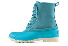 Love love love these turquoise native booties ~ let it rain!