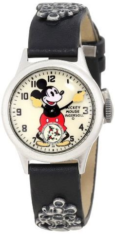 Ingersoll Mickey Mouse 30's Watch. For Des, of course.