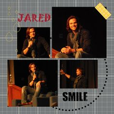 Love my Randomness: Supernatural Convention Pages Part 1