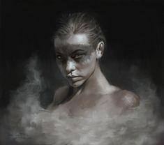 Cigno Nero, L-E-N-T-E- S-C-U-R-A on ArtStation at https://www.artstation.com/artwork/m5Y0Z