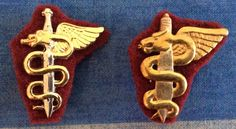 Military Special Forces, Medical, War, Africans, Scouts, Badges, Soldiers, Southern, Study