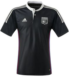 Lyon Third Kit 2014-15 Adidas