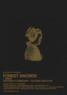Forest Swords, The Deaf Institute, Manchester | Events | DIY