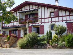 Basque House. Basque Country - Euskal Herria