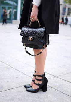 Toronto Fashion Week Street Style Shoes