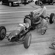 Vintage Drag Racing - The Green Monster