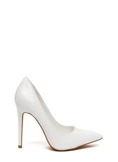 Scaled To Fit Pointy Reptile Heels