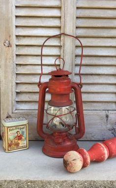 Vintage Germany 275 Baby Feuerhand lamp met Jena glas Vintage, Baby, Fire, Vintage Comics, Baby Humor, Infant, Babies, Babys