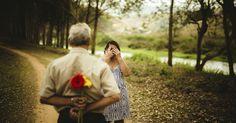Casal de MG celebra seis décadas de amor com fotos onde se conheceram