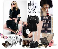 """Girly Girl"" by bamaannie ❤ liked on Polyvore"