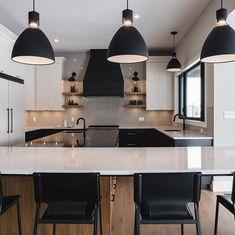 The Boys Bathroom: Room Reveal — Interiors By Sarah Langtry Kitchen Interior, Kitchen Design, Custom Range Hood, The Tile Shop, Building A New Home, Felt Diy, Guest Bedrooms, Model Homes, Built Ins