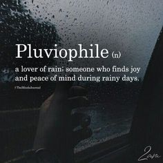 Pluviophile – Pluviophile – und ihre Bedeutung Pluviophile – Related Words for Nature Lovers - Rare wordsWine Proposal - Will You Marry Me - Proposal Keepsake -. Unusual Words, Weird Words, Rare Words, Unique Words, New Words, Cool Words, Interesting Words, Words For Love, Inspiring Words