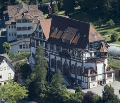 Bad Liebenzell, Germany - I was here in 1991-93.  My husband taught English at the Liebenzeller Mission.