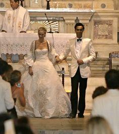 Andres and Lauren Santo Domingo: Just Married