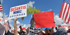 Three recounts, baseless voter fraud claims and mixed messages from candidates: Here's what's going on with the Florida elections Us Senate, What Goes On, Healthy Choices, Third, Florida, Messages, News Update, The Florida